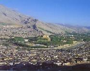 شهرستان خرم آباد