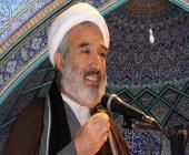 اقامه نماز عبادی سیاسی دشمن شکن جمعه شهرستان کوهدشت