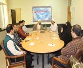 ششمین جلسه شورای فرهنگی ادراه کل تبلیغات اسلامی لرستان برگزار شد