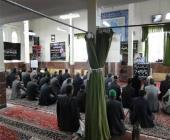 مراسم سالروز شهادت حضرت زهرا(س) در روستاهای شهرستان ازنا