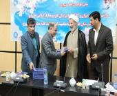 معلمان دبیرستان علوم و معارف اسلامی خرمآباد تجلیل شدند