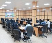 نشست خبری مدیر کل تبلیغات اسلامی لرستان با اصحاب رسانه