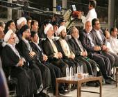 مراسم اختتامیه شانزدهمین اجلاس بین المللی تجلیل از پیرغلامان حسینی در لرستان2(گزارش-تصویری)