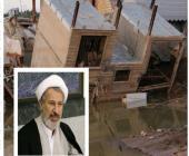 اهدای یک روز حقوق کارکنان تبلیغات اسلامی استان لرستان به سیلزدگان
