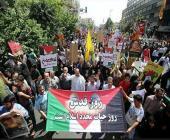 مسیرهای راهپیمایی روز قدس در لرستان اعلام شد