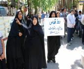 حماسه حضور مردم استان لرستان در راهپیمایی روز قدس