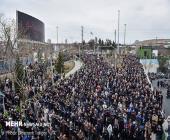 زبان«شعار و تکبیر»مردم در نماز جمعه«نسخهپیچی»برای نابودی آمریکا