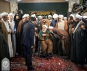 دیدار مدیران کل تبلیغات اسلامی سراسر کشور با آیتالله جاودان