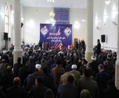 برگزاری مراسم به مناسبت ایام الله دهه فجر و پیروزی انقلاب اسلامی در حوزه کمالیه