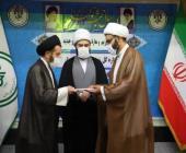 مراسم تودیع و معارفه مدیرکل تبلیغات اسلامی لرستان(گزارش تصویری1)