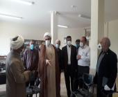 سفره یک روزه مدیرکل تبلیغات اسلامی لرستان به شهرستان بروجرد