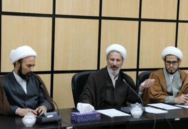 جلسه کمیته قرآنی ستاد بزرگداشت دهه فجر استان لرستان