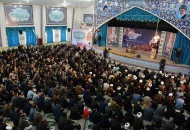مراسم محوری بزرگداشت ۹دی در استان لرستان