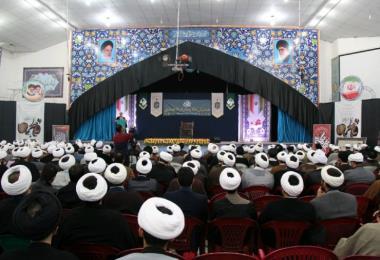 همایش طلایه داران فاطمی در استان لرستان(گزارش تصویری)