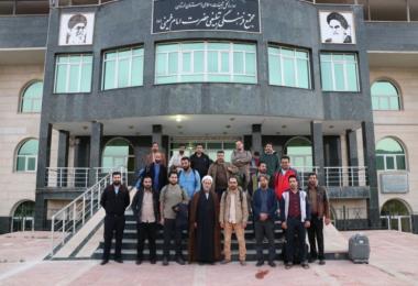 اعزام گروه جهادی شاعران و نویسندگان به مناطق سیل زده لرستان