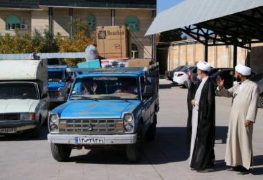 اهدای جهیزیه به ۵۸زوج مسجدی استان لرستان