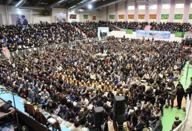 اجتماع بزرگ سلیمانی ها در لرستان