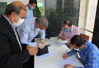 چهارمین دوره انتخابات کانون مداحان در لرستان