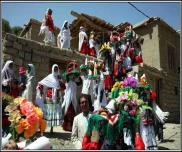مراسم سنتی عروسی لرستان