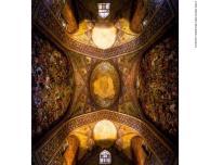 سقف چهل ستون، اصفهان