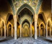 مسجد وکیل، شیراز