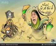 داعش، عامل گرد و غبارها!